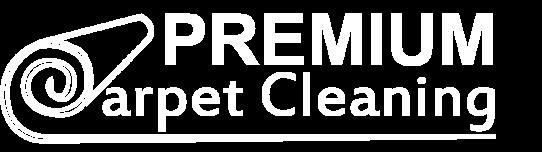 premium carpet cleaning logo