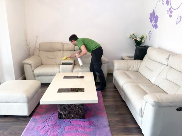 Leather Cleaning - Premium Carpet Cleaning London